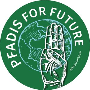 Logo Pfadis for Future (Bild)